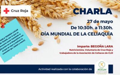 Charla informativa en colaboración con la Cruz Roja Albacete