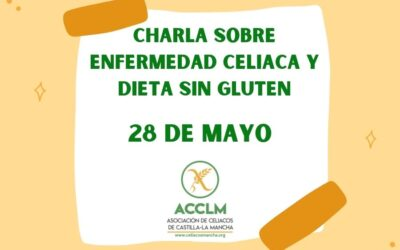 Charla sobre Enfermedad Celiaca y Dieta sin gluten