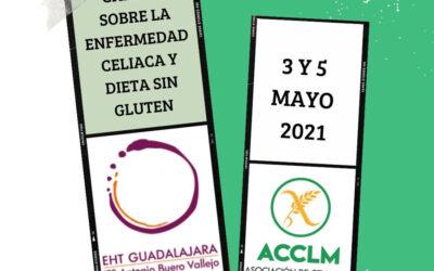 Charla sobre enfermedad celiaca y dieta sin gluten, en EHT Guadalajara