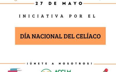 Iniciativa por el día nacional del Celiaco