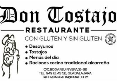 Bar – Restaurante Don Tostajo
