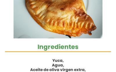 Empanadillas sin gluten, sin harinas y sin freír
