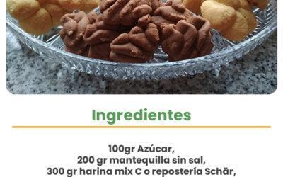Galletas de mantequilla 100-200-300