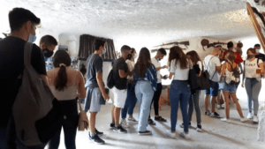 salida jóvenes Álcala CLM